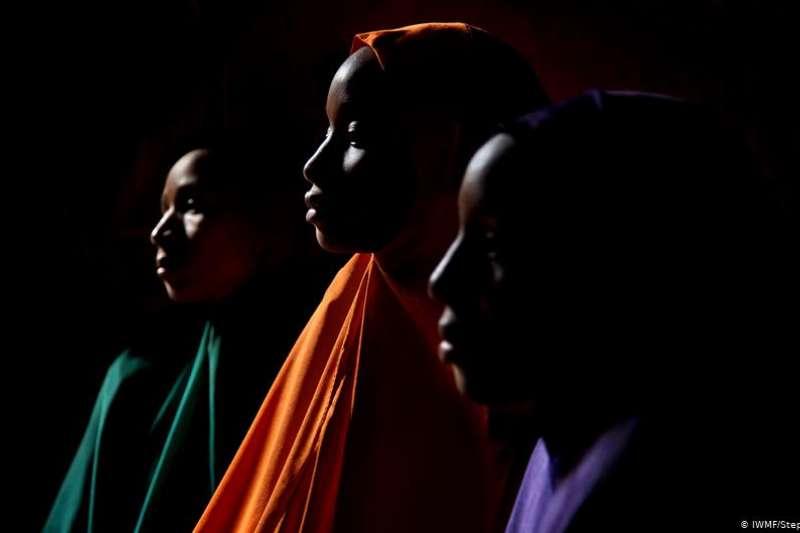 奈及利亞北部越來越多人不願意將孩子送到學校讀書。(德國之聲)
