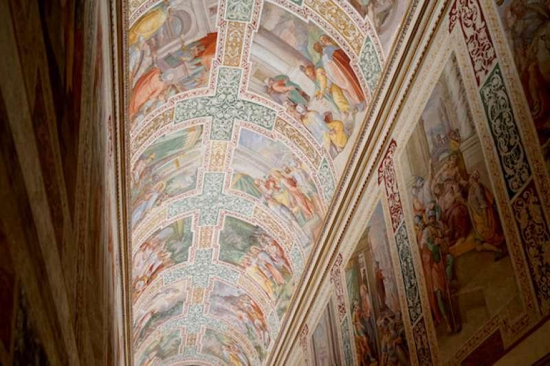 聖階梯的穹頂(曾廣儀攝