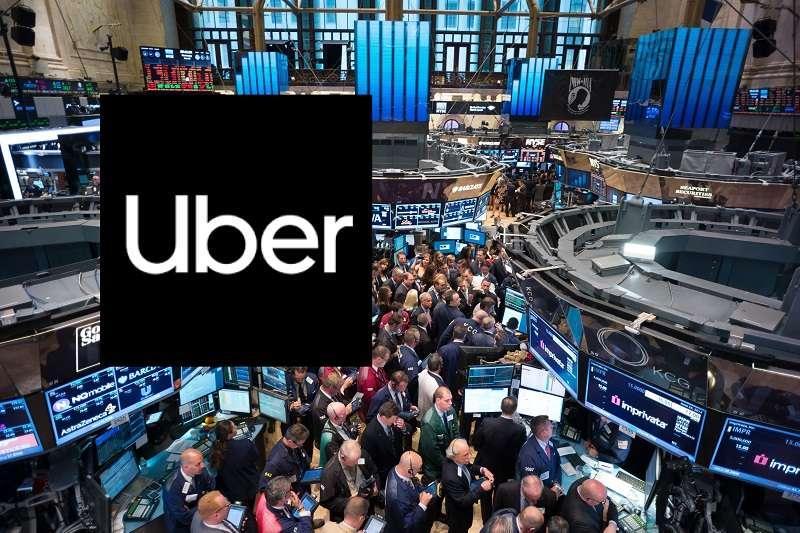 Uber在向軟銀(Softbank)跌價融資一年以後,終於申請上市。