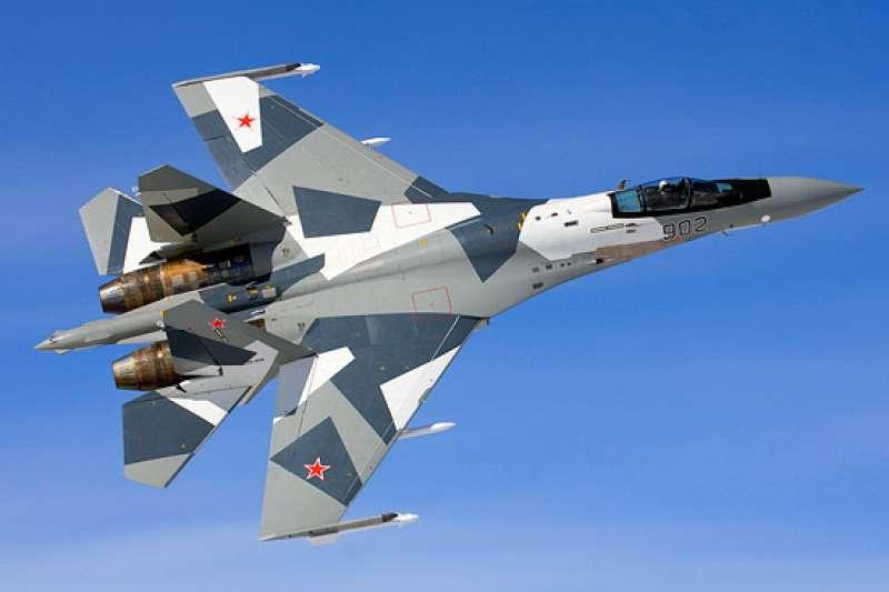 Su-35、蘇愷-35。(俄羅斯國防部)