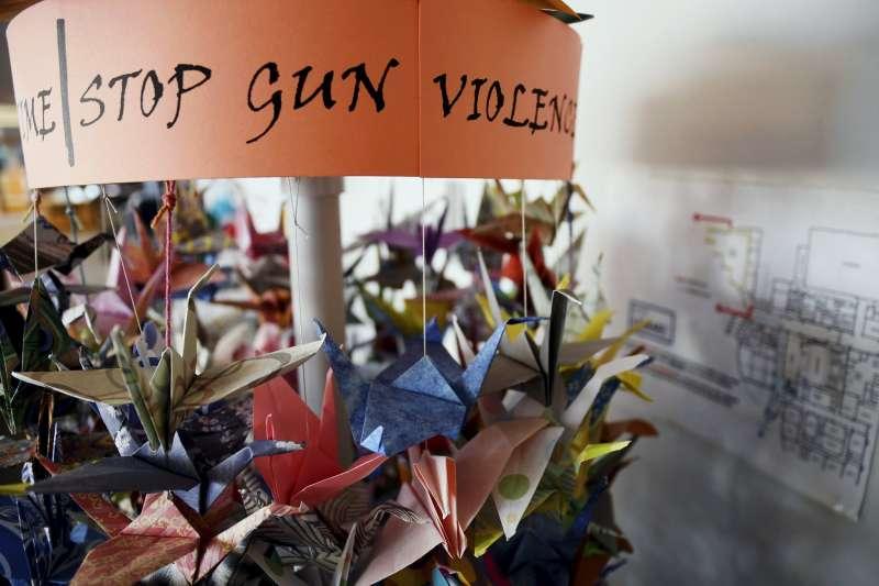 2019年是美國科倫拜校園槍擊事件20周年。(AP)