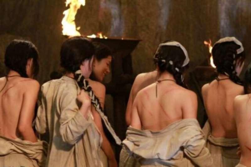 北宋滅亡後,許多嬪妃宮女都被送進「浣衣院」受盡折磨(圖/取自youtube)