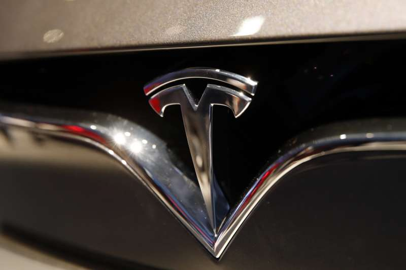 特斯拉(Tesla)。(AP)