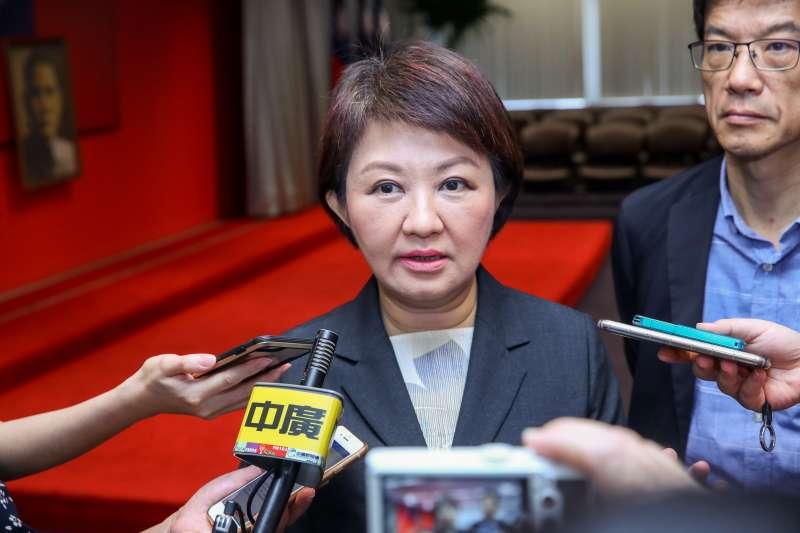 還是不接韓國瑜台中競總主委?盧秀燕:一定會助選,但是否掛職務要再考慮-風傳媒