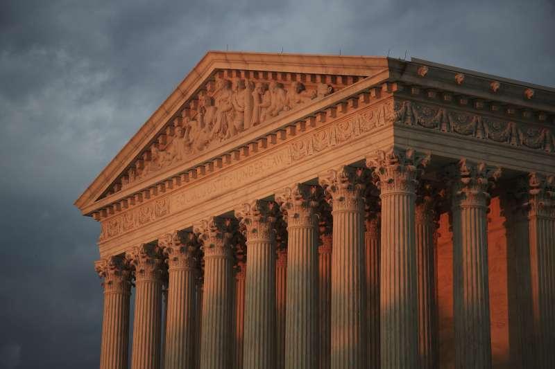 美國最高法院。(AP)