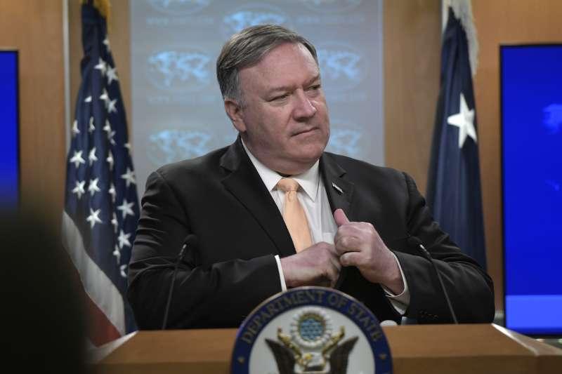 美國國務卿龐畢歐(AP)