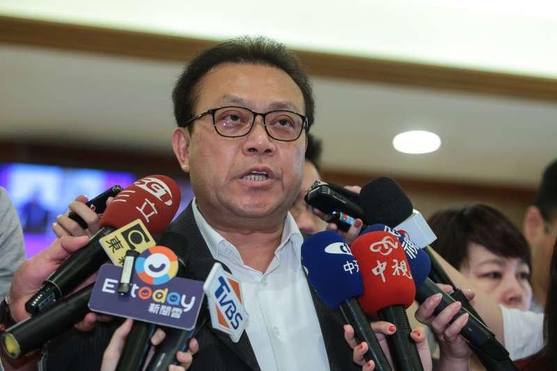 民進黨不分區提名風暴》蘇震清向卓榮泰道歉 自請廉政會調查-風傳媒