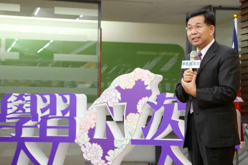 台中市國中驚傳霸凌輕聲案,教育部長潘文忠今(25)日表示,友善校園環境是他一直以來強調的,將會更深入了解此案。(教育部提供)