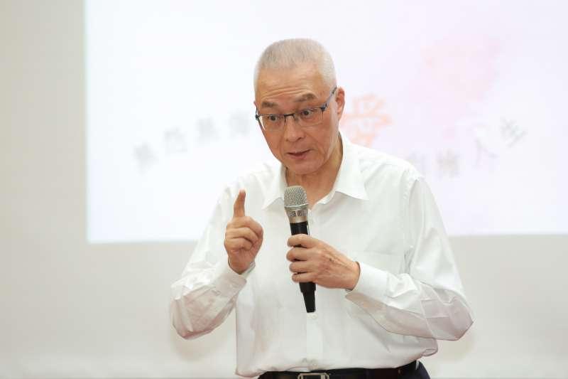 韓國瑜否認拿4000萬競選經費 吳敦義:有捐是事實,但不是我經手-風傳媒