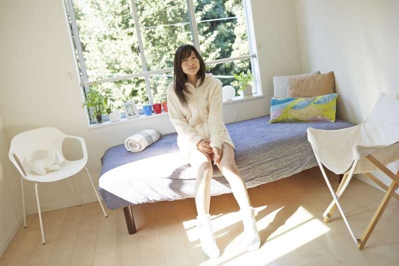 白帶多,內褲總是濕濕黏黏的,是不少女性難以啟齒,又相當困擾的問題。(示意圖非本人/mika@MIKA RIKA)