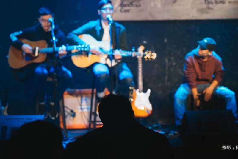 母親節當天,台大吉他社也將現場LIVE演出,熱鬧活力的氛圍,為今年母親節畫下完美的句點。(圖/永安棧)