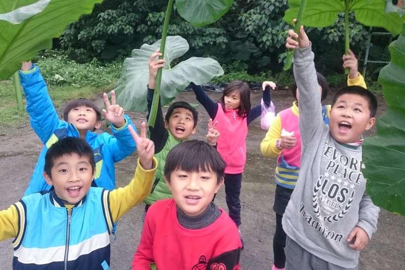 「學習與自我造就是與生俱來的本能」這個深信我永遠不願放棄,台灣的教育長期以來步調太快太緊湊。(圖/想想論壇提供)