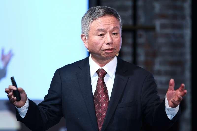 楊志良列白色聯盟不分區立委 呼喚郭台銘加入:國民黨又不愛你-風傳媒
