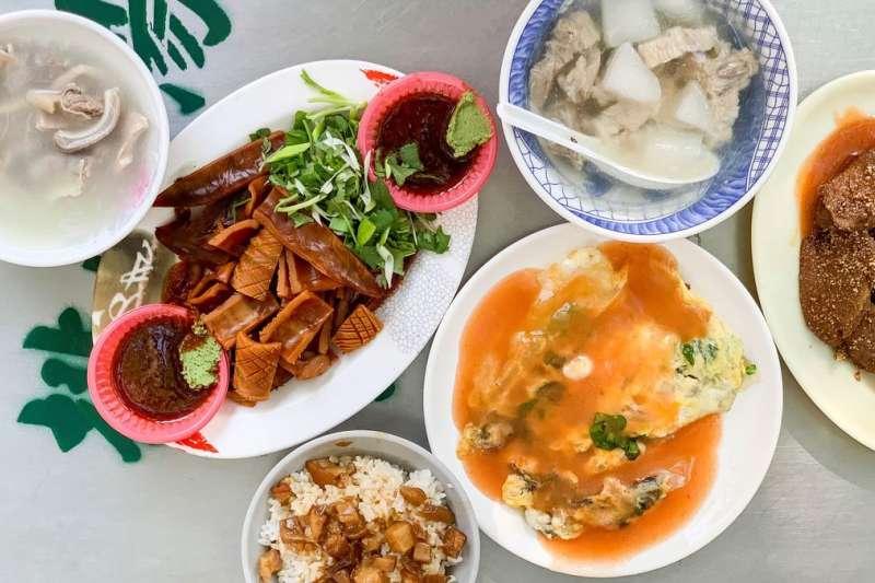 台灣食物Q彈口感且鮮美滋味。(圖/EATER)