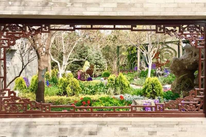 開拓心靈的庭園(Xuan Wu攝)
