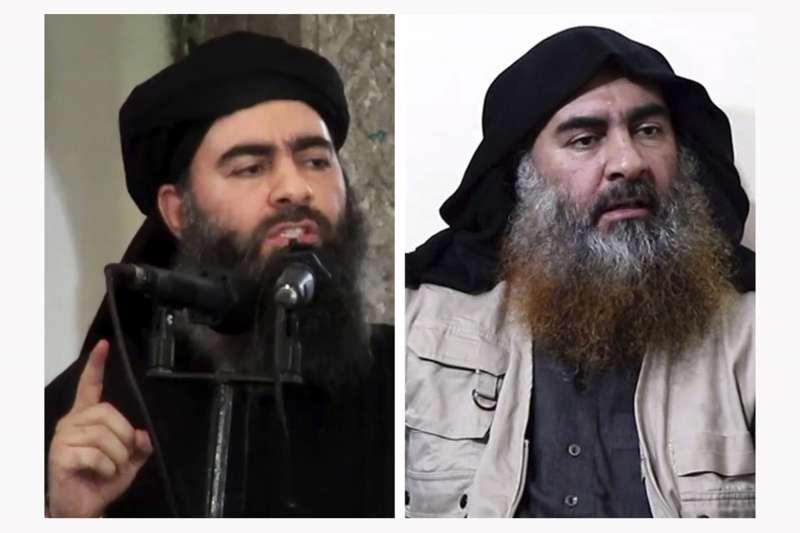 伊斯蘭國首腦巴格達迪曾神隱5年後露面,現在俄國不信美軍真的做掉了巴格達迪,不禁讓人擔憂這位「九命魔頭」是否真的還在人間。(AP)