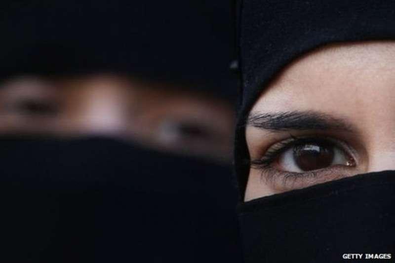 穆斯林女子(BBC)