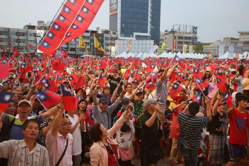 國民黨參選人韓國瑜的大本營高雄市,先前曾在「韓流」助威下,喊出8席民進黨現任立委選區要全面翻轉。(資料照,林瑞慶攝)