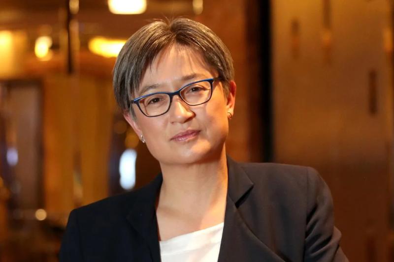 澳洲工黨的亞裔聯邦參議員黃英賢(翻攝網路)