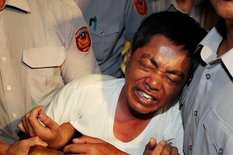 南鐵強拆已經到最後限期。蔡英文總統能阻止大埔悲劇重演嗎?(陳致曉臉書)