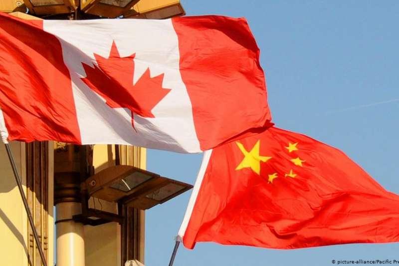 華為孟晚舟事件後,加拿大與中國關係惡化(德國之聲)