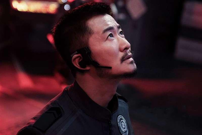《流浪地球》被標榜為中國科幻的一次突破。(圖/取自IMDb)
