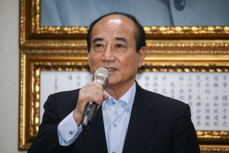 布局空戰!挖角柯文哲前發言人蔡峻維 王金平:未來還有更多年輕人加入-風傳媒