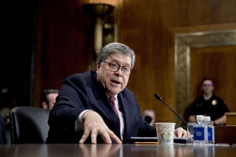 美國司法部長巴爾下令恢復執行死刑(AP)