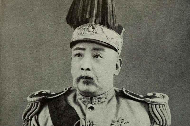 袁世凱(Wikipedia / 公有領域)