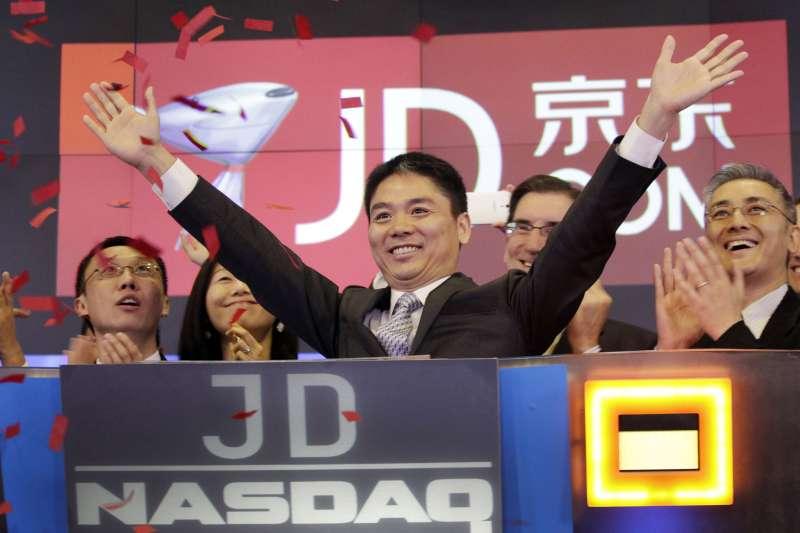 中國電商巨頭劉強東遭控在美國犯下強姦罪(AP)