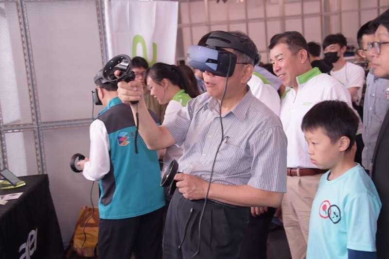 台北市長選舉無效之訴10日初審宣判,柯文哲幕僚也對可能結果進行沙盤推演。(資料照片,台北市政府提供)
