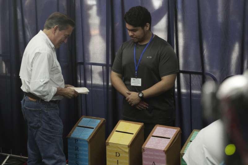2019巴拿馬總統大選。(AP)