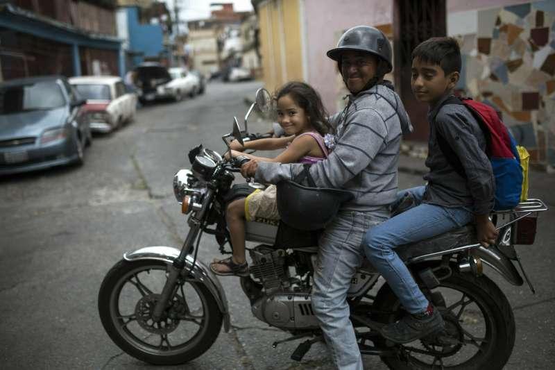 委內瑞拉總統馬杜洛治國無能,民生凋敝(AP)