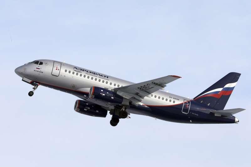 2019年5月5日,俄羅斯一架客機在莫斯科謝列梅捷沃機場(Sheremetyevo airport)發生空難,造成慘重傷亡(AP)