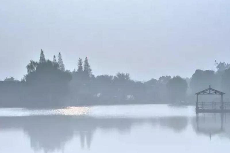 湖(取自公眾號@劉君祖經典講堂)