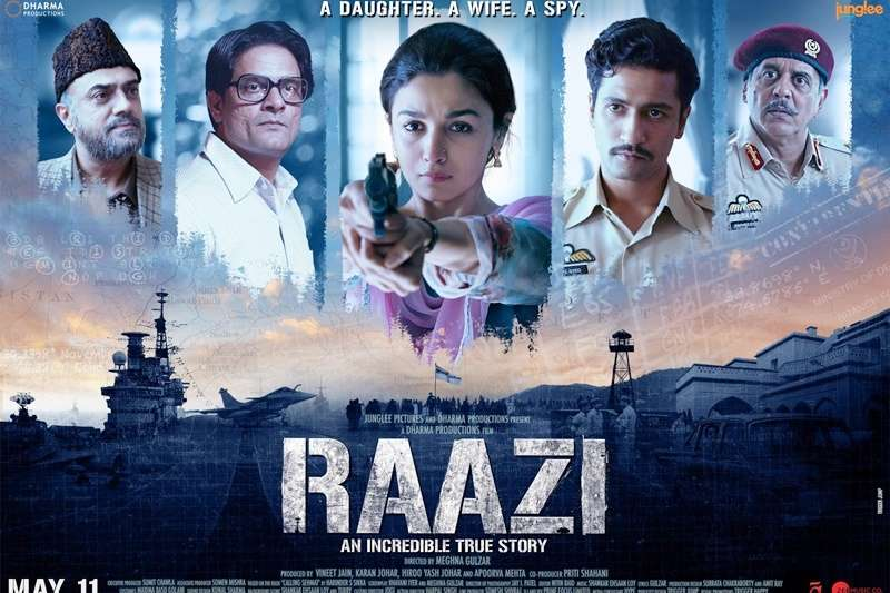 Raazi這部片不僅符合真實的歷史,其情報工作的執行也相對寫實,象徵印度軟實力的成長。(圖/想想論壇)