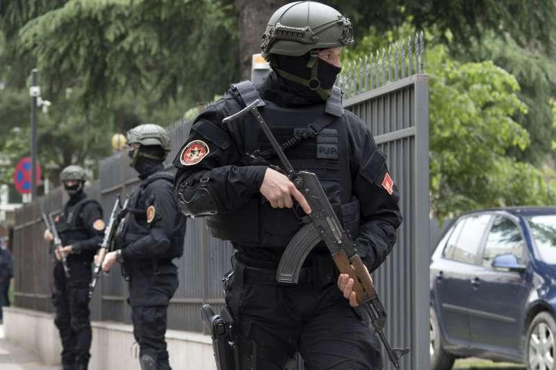 巴爾幹半島國家蒙特內哥羅在2016年破獲一個俄羅斯情治單位主導的政變組織,2019年5月9日,14名被告遭判處重刑(AP)