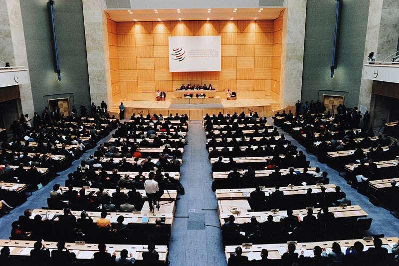 世界貿易組織的《原產地規則協定》,貨品確立原產地規則。(圖片截取自Wikipedia)