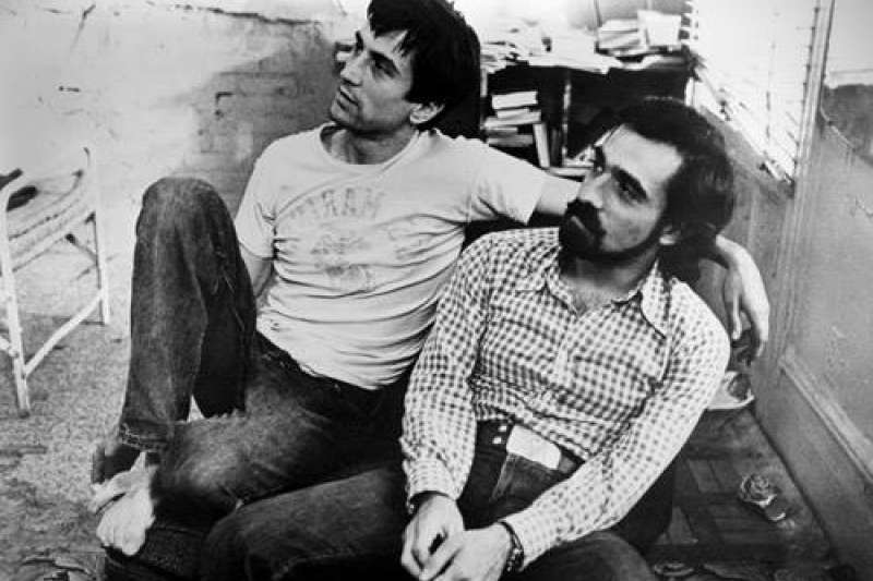 《計程車司機(Taxi Driver)》。(取自Martin Scorsese臉書)