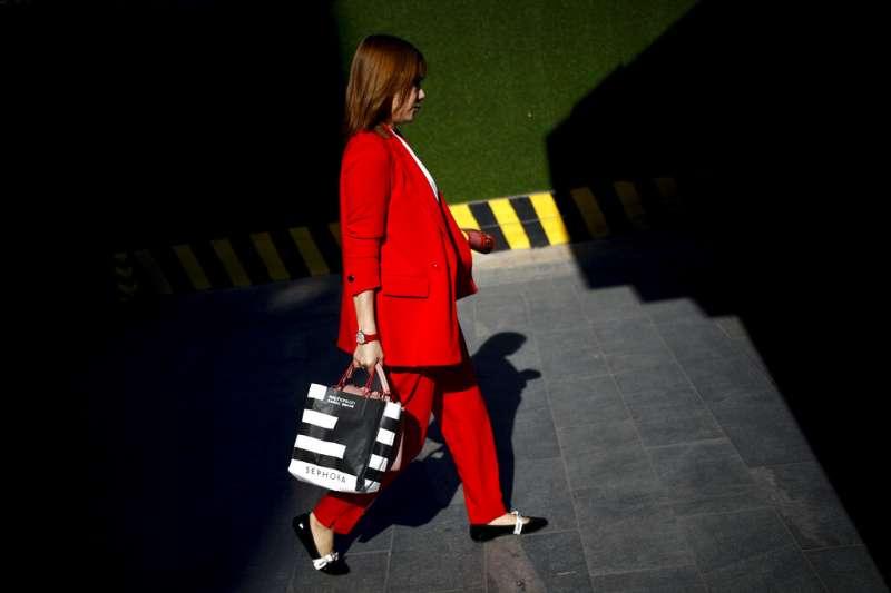 美聯社指出川普刻意縮小美國出口產品在中國市場的總額。(美聯社)