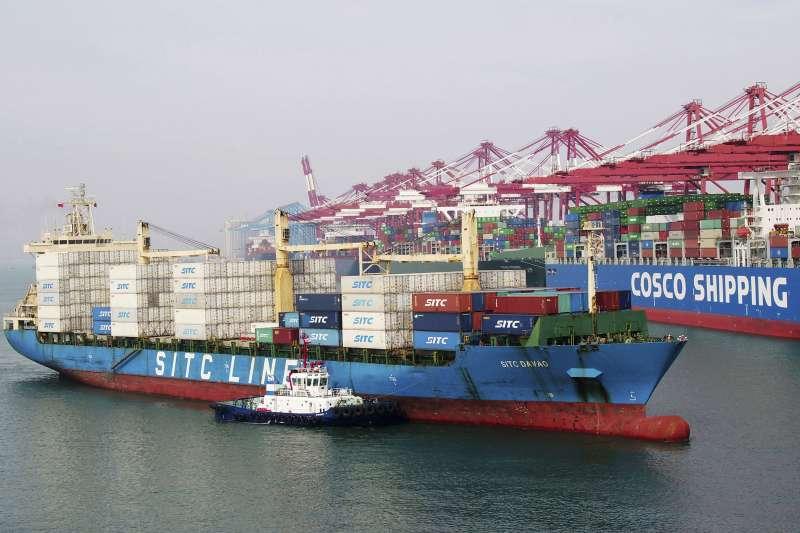 中美貿易戰烽火不斷,北京反擊,企業更成俎上肉。(AP)