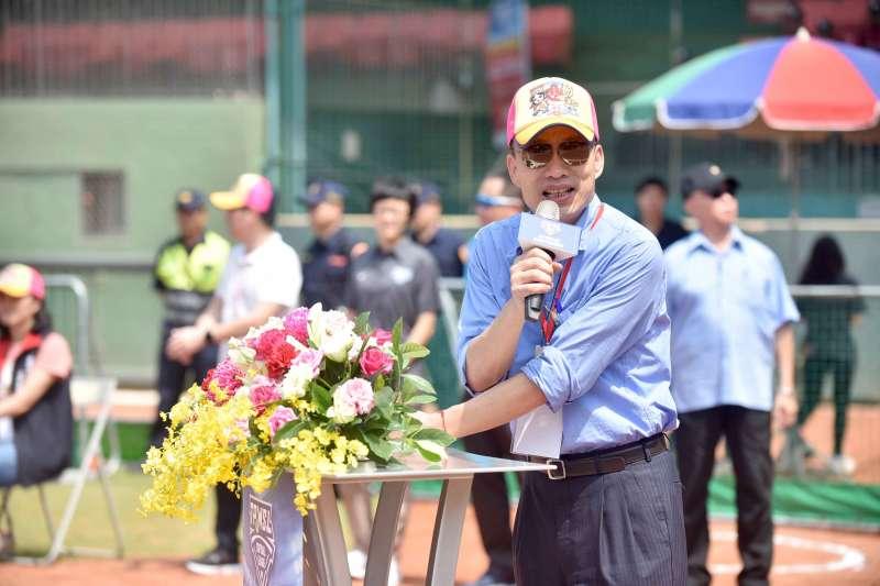 作者認為,高雄市長韓國瑜並非國民黨最適當的總統候選人。(資料照,高雄市政府提供)