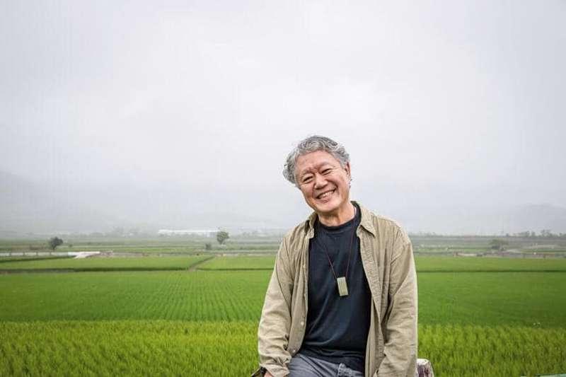 作家蔣勳(見圖)在臉書貼文,表達他對農地違建工廠合法化感到恐懼。(取自蔣勳臉書)