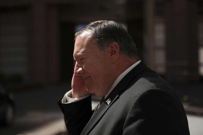 美國國務卿龐畢歐。(AP)