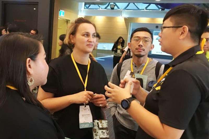「台中社會創新實驗基地」向國際展現台中在地社會創新的豐富樣貌。 (圖/台中市政府提供)
