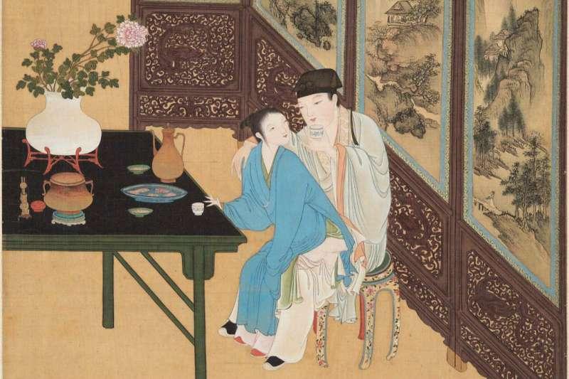 中國禁書歷史可追溯到明代,其中十大禁書因淫穢情色而被禁毀,究竟其內容多不堪?(圖/截自網路)