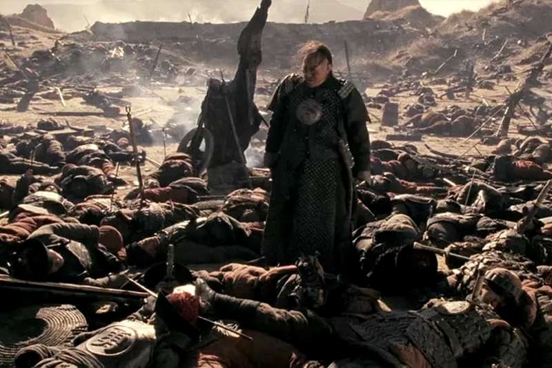 清軍十日不封刀血洗揚州城,據說死了80萬人…(圖/imdb)