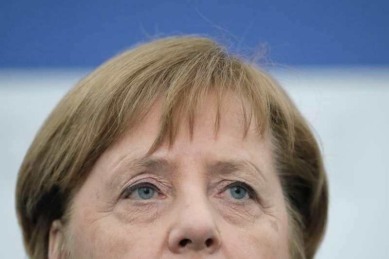 德國總理梅克爾(Angela Merkel)。(AP)