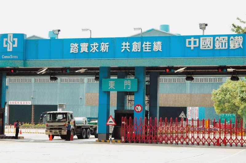 市場一度傳出台鋼覬覦中鋼,台鋼集團會長謝裕民急忙澄清。(新新聞資料照)