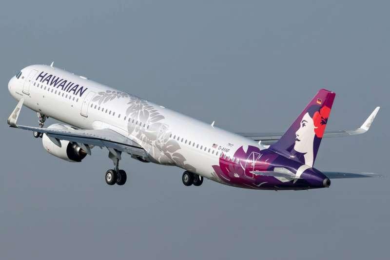 華航預計先以租機方式引進14架空中巴士A321neo派飛。(翻攝自AirBus臉書)
